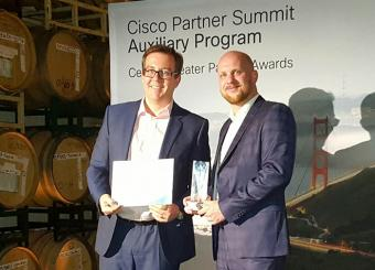 Cisco Learning Partner of the Year EMEAR