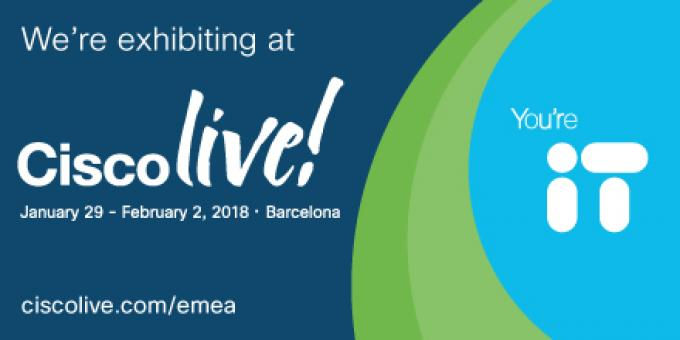 NIL at Cisco Live 2018 Barcelona