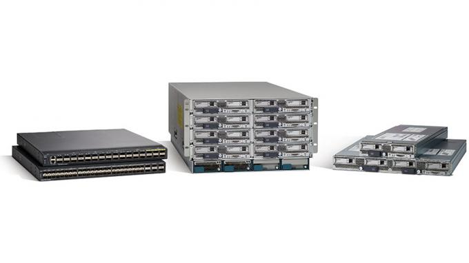Modern Data Center Solutions with Cisco UCS M5 training available